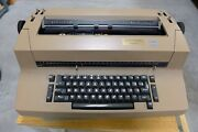 Ibm Selectric Ii Correcting One Owner Since New With Cover Stand Supplies