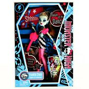 Monster High Frankie Stein Doll Dawn Of The Dance New In Box T6068 Rare Toys