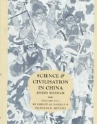 Science And Civilisation In China Biology And Biological Technology Agro-...
