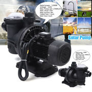 Dc Water Pump Solar Water Pump For Fountain Pool +mppt Controller 500w -1200w