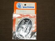 Vintage Trains Walthers Railroad Emblem New York Central Lines Patch New In Pack