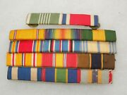 Wwi - Wwii 1/2 Wide Us Army Custom Made Ribbon Bars Csc New York Ny State