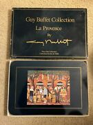Guy Buffet Placemat Collection - La Provence - Set Of 6