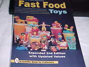 Collectibles Book Fast Food Toys By Gail Pope And Keith Hammond, Expanded 2nd Ed
