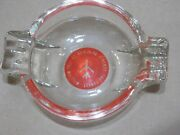 Vintage Ashtray 1963 William Tell Weapons Meet Ryan Firebee Drone Target