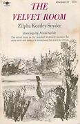 The Velvet Room By Snyder Zilpha Keatley Book The Fast Free Shipping