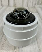Danforth Marine Compass Boat Compass. Edson. Complete W/ Cover. New Without Box