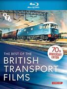 Best Of The British Transport Films 70th Anniversary Edition [blu-ray]...