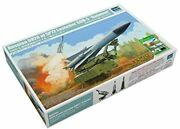 Trumpeter 1/35 Russian Army Sam-5 Surface-to-air Missile / Ground Launcher Plas
