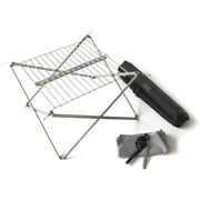 Wolf And Grizzly Camping Grill One Color One Size