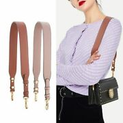 Purse Strap Replacement Fake Leather Handle Brand Crossbody Strap Wide Shoulder