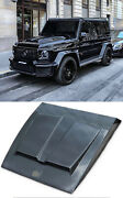 Carbon Hood Cover Trim Brabus Style Made For Mercedes G Wagon G-class W463a W464