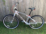 Se Bikes X Blocks Flyer 26 Off The Wall Bmx Le /800 Professional Assembly