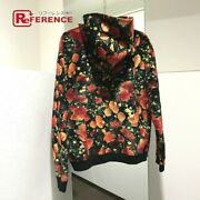 Louis Vuitton 1a53nj Tagged Poppies Hoodie Virgil Abro Collection Parka Outer