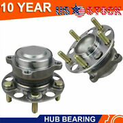 Fwd 2 Rear Moog Replace Wheel Bearing And Hub Assembly For 14-17 Honda Accord