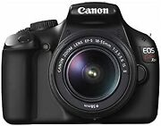 Secondhand Canon Digital Slr Cameras Eos Kiss X50 Lens Ef-s18-55mm F3.5-5.6 Is