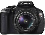Secondhand Canon Digital Slr Cameras Eos Kiss X5 Lens Ef-s18-55mm F3.5-5.6 Is Ii