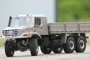 Rc4wd Jd Overland 6x6 Rtr Rc Truck With Flatbed 114 New Original Packaging