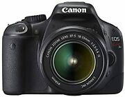 Secondhand Canon Digital Slr Cameras Eos Kiss X4 Ef-s 18-55 Is Lens