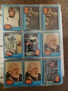 Awesome Star Wars Card Lot