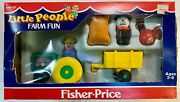 Fisher Price Little People - Farm Fun Play Set 2448 2351 - 1989 - Ages 2-6