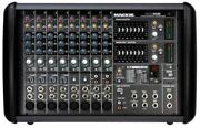 Mackie Ppm608 8 Channel Powered Soundboard Mixing Console Mixer 4 Church/school