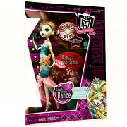 Monster High Dawn Of The Dance Lagoona Blue New In Box 2011 1st Release Retired