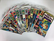 What If Marvel Vol 1 High Grade Bronze Age Comic Lot Of 18