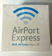 Brand New Sealed Apple Airport Express Wireless N Router A1084, M9470ll/a