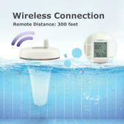 Digital Temperature Recorder Float Swimming Pool Wireless Household Thermometer