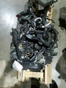 Engine 2.0l Vin 26 4th And 5th Digit B4204t12 Fits 16-18 Volvo S60 1518911