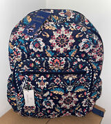 New Vera Bradley Home To Hogwarts Campus Backpack 27321-t31
