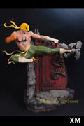 Xm Studios 1/4 Iron Fist Limited Statue Collectible Figure Model In Stock