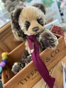 David Charlie Bear Rare / Retired Very Sought After See Info