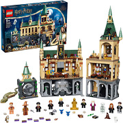 Lego 76389 Harry Potter Hogwarts Chamber Of Secrets Modular Castle Toy With The