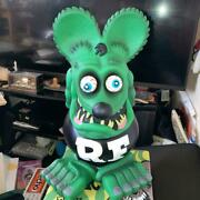 Rat Fink Wacky Wobbler Collectible Figure From Funko Free Shipping