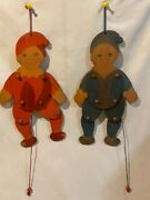 Ostheimer Puppet Vintage Discontinued Product 20 Years Ago