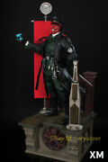 Xm Studios 1/4 Red Skull Limited Statue Collectible Figure Model In Stock