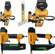 Bostitch Air Compressor Combo Kit, 3-tool Btfp3kit And 18 Gauge Brad Nails,...