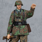 Mf19 1/35 Figure 50mm Class Ww2 German Army Ming-ss Grenadier Non-commissioned