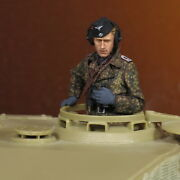 Mf11 1/35 Figure Ww2 German Army Ming-ss Tank Soldier Commander Non-commissioned