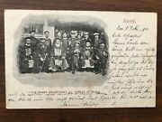 China Old Postcard Henry Chinese Official Mandarin Amoy To Germany 1901