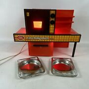 Vintage 1973 Betty Crocker Easy Bake Oven By Kenner Works Red And Yellow