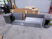 Jet 48 X 40 X 30 Lathe Cabinet Stand For 13 X 40 Geared Head Bench Lathes