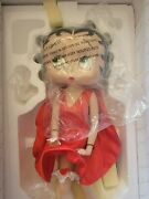 1995 Betty Boop Porcelain Collectors Doll