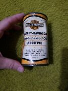 Nos Gas Oil Tank Additive Can Bottle Sign Harley Knucklehead Panhead Flathead