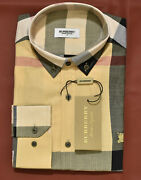 Brand New With Tags Menand039s Long Sleeve Slim Fit Shirt