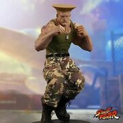 Pcs Collectibles 14 Scale Street Fighter Gail
