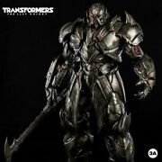 The Last Article Of Three A Transformers 5, Megatron Deluxe Ver
