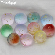 12mm 20pcs Round Glass Loose Beads Diy Popular Colorful High Quality Hot Sale